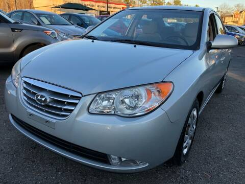 2010 Hyundai Elantra for sale at Atlantic Auto Sales in Garner NC
