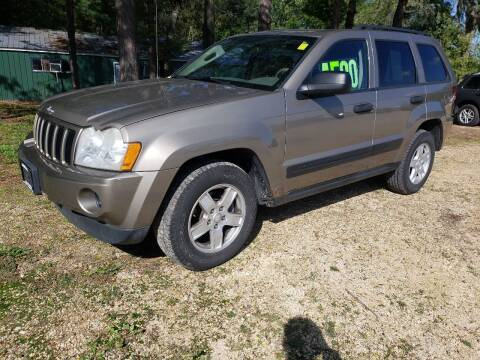 2006 Jeep Grand Cherokee for sale at Northwoods Auto & Truck Sales in Machesney Park IL