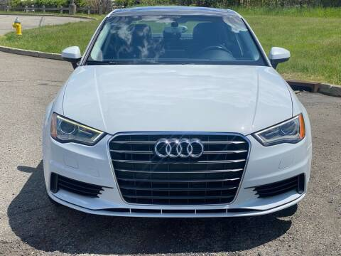 2015 Audi A3 for sale at Pristine Auto Group in Bloomfield NJ