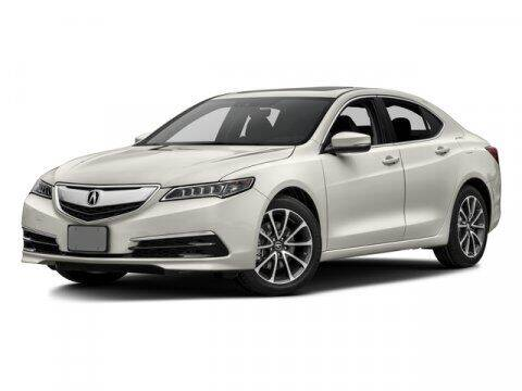 2016 Acura TLX for sale at Stephen Wade Pre-Owned Supercenter in Saint George UT