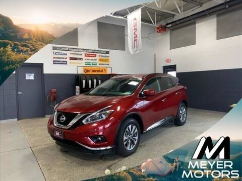 2018 Nissan Murano for sale at Meyer Motors in Plymouth WI