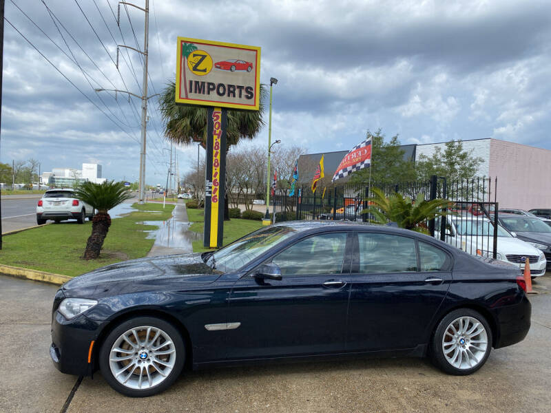 2015 BMW 7 Series for sale at A to Z IMPORTS in Metairie LA