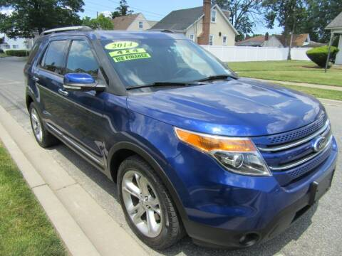 2014 Ford Explorer for sale at First Choice Automobile in Uniondale NY
