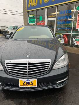2010 Mercedes-Benz S-Class for sale at Auto Arena in Fairfield OH