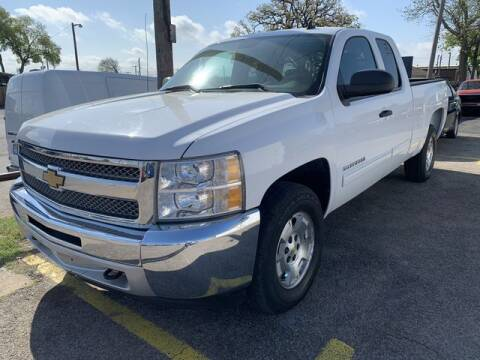2013 Chevrolet Silverado 1500 for sale at The Kar Store in Arlington TX