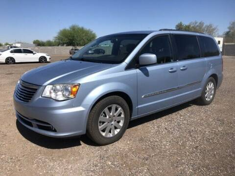 2013 Chrysler Town and Country for sale at Autos by Jeff in Peoria AZ