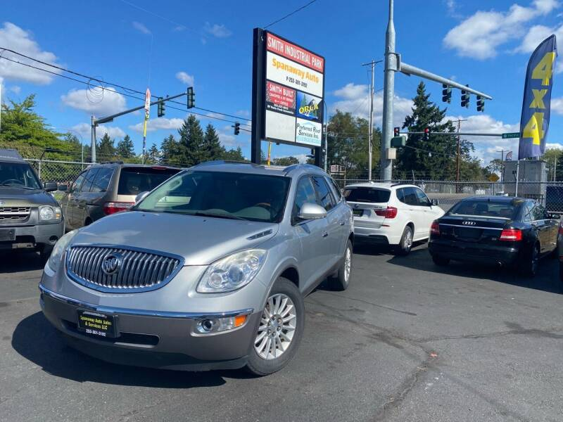 2010 Buick Enclave for sale at Tacoma Autos LLC in Tacoma WA