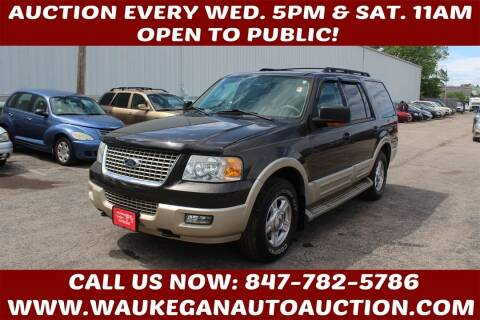 2006 Ford Expedition for sale at Waukegan Auto Auction in Waukegan IL