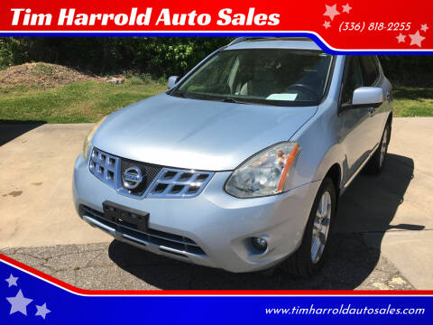 2013 Nissan Rogue for sale at Tim Harrold Auto Sales in Wilkesboro NC