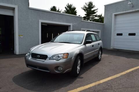 2006 Subaru Outback for sale at L&J AUTO SALES in Birdsboro PA