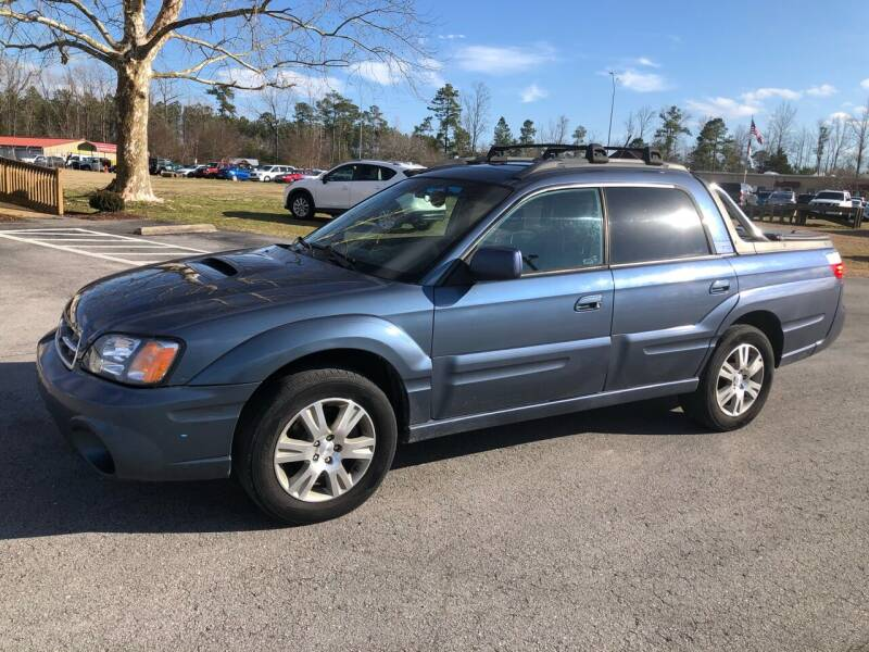 2005 Subaru Baja for sale at IH Auto Sales in Jacksonville NC