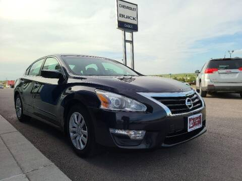 2015 Nissan Altima for sale at Tommy's Car Lot in Chadron NE