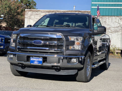 2016 Ford F-150 for sale at Westchester Automotive in Scarsdale NY
