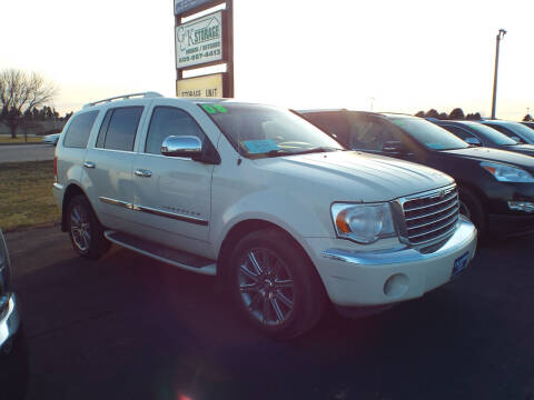2008 Chrysler Aspen for sale at G & K Supreme in Canton SD