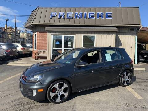 2011 Volkswagen GTI for sale at Premiere Auto Sales in Washington PA