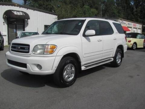 2001 Toyota Sequoia for sale at Pure 1 Auto in New Bern NC