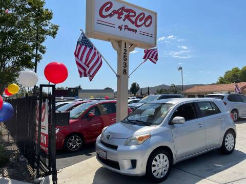 2008 Scion xD for sale at CARCO SALES & FINANCE - CARCO OF POWAY in Poway CA
