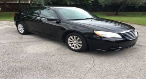 2014 Chrysler 200 for sale at JacksonvilleMotorMall.com in Jacksonville FL