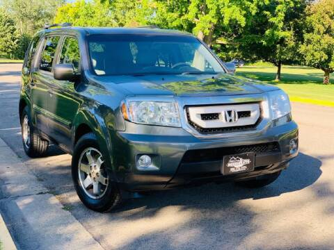 2011 Honda Pilot for sale at Boise Auto Group in Boise ID