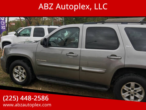 2008 GMC Yukon for sale at ABZ Autoplex, LLC in Baton Rouge LA