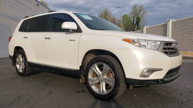 2013 Toyota Highlander for sale at AUTO FIESTA in Norcross GA