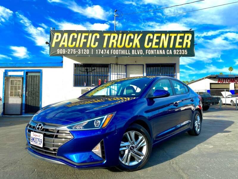 2020 Hyundai Elantra for sale in Fontana, CA