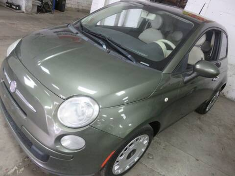 2012 FIAT 500 for sale at US Auto in Pennsauken NJ