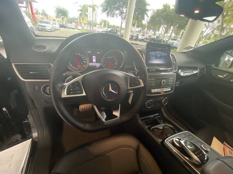 2019 Mercedes-Benz GLE AWD AMG GLE 43 4MATIC 4dr Coupe - Davie FL