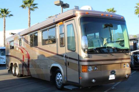 2001 Monaco Signature 500hp Cummins DIESEL for sale at Rancho Santa Margarita RV in Rancho Santa Margarita CA