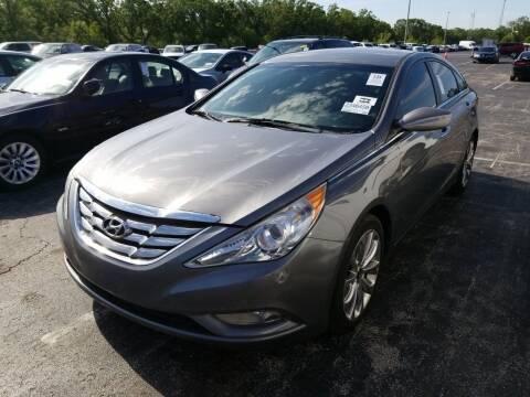 2011 Hyundai Sonata for sale at Second 2 None Auto Center in Naples FL