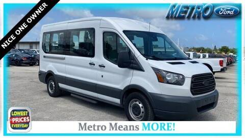 2017 Ford Transit Passenger for sale at Your First Vehicle in Miami FL