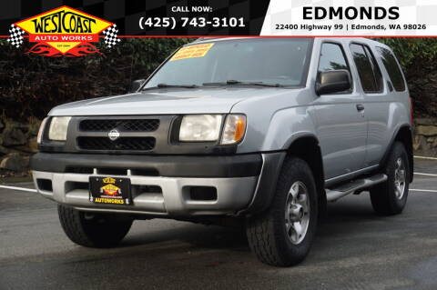 2001 Nissan Xterra for sale at West Coast Auto Works in Edmonds WA