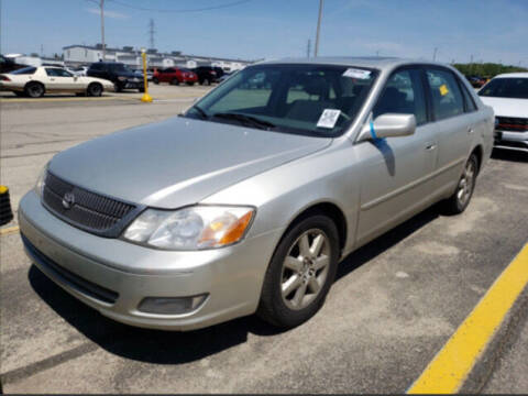 2000 Toyota Avalon for sale at HW Used Car Sales LTD in Chicago IL