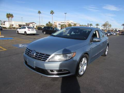 2013 Volkswagen CC for sale at Charlie Cheap Car in Las Vegas NV