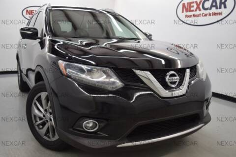 2014 Nissan Rogue for sale at Houston Auto Loan Center in Spring TX