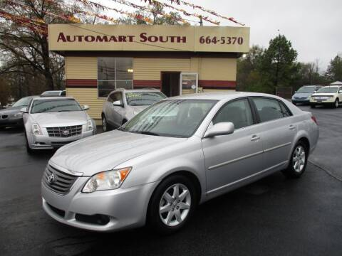 2008 Toyota Avalon for sale at Automart South in Alabaster AL
