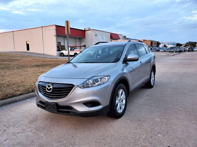 2013 Mazda CX-9 for sale at Image Auto Sales in Dallas TX