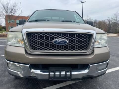 2005 Ford F-150 for sale at Godwin Motors in Laurel MD