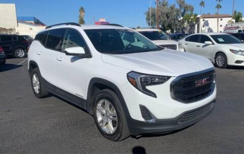2018 GMC Terrain for sale at Brown & Brown Wholesale in Mesa AZ