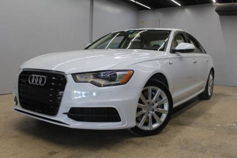 2012 Audi A6 for sale at Flash Auto Sales in Garland TX