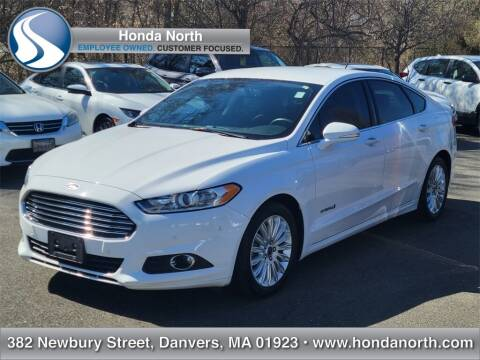 2015 Ford Fusion Hybrid for sale at 1 North Preowned in Danvers MA