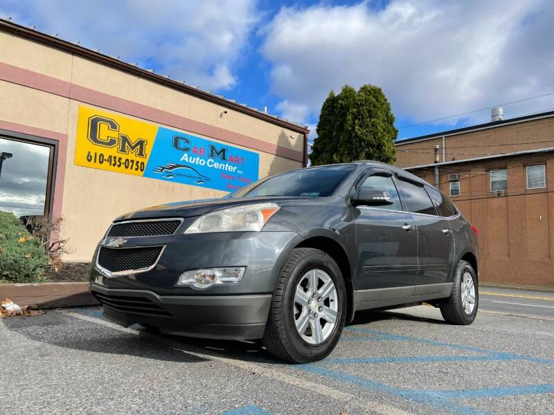 2010 Chevrolet Traverse for sale at Car Mart Auto Center II, LLC in Allentown PA