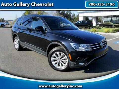 2018 Volkswagen Tiguan for sale at Auto Gallery Chevrolet in Commerce GA