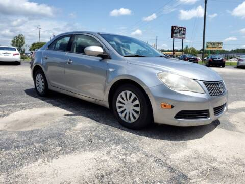 2012 Suzuki Kizashi for sale at Ron's Used Cars in Sumter SC