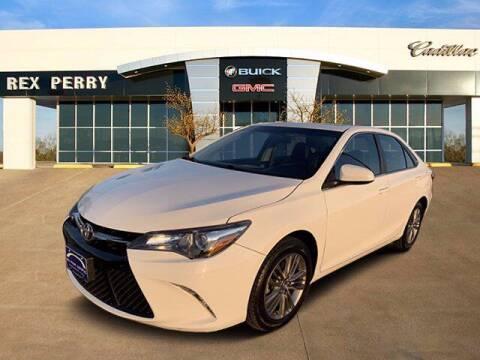 2017 Toyota Camry for sale at AutoJacksTX.com in Nacogdoches TX