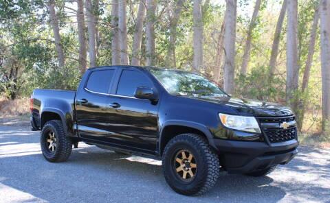 2020 Chevrolet Colorado for sale at Northwest Premier Auto Sales in West Richland WA