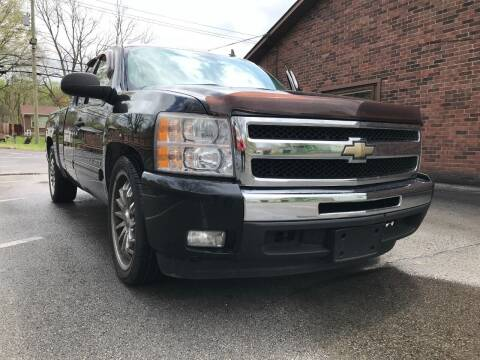 2011 Chevrolet Silverado 1500 for sale at King Louis Auto Sales in Louisville KY