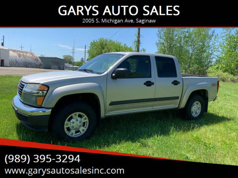 Used Gmc Canyon For Sale In Michigan Carsforsale Com