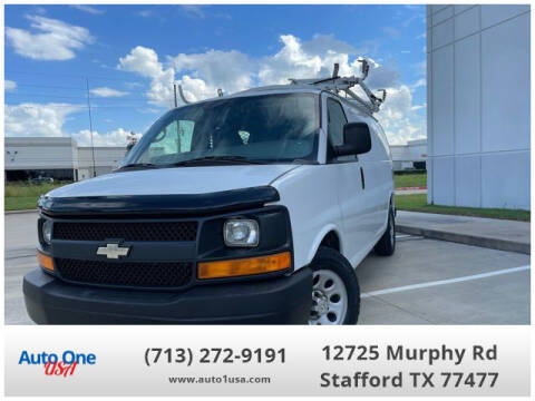 2013 Chevrolet Express Cargo for sale at Auto One USA in Stafford TX