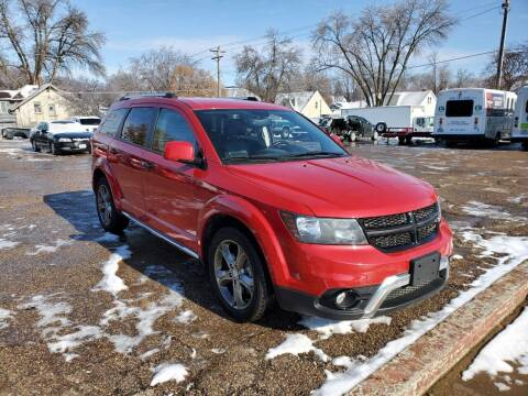 2017 Dodge Journey for sale at Vossen Auto LLC in Blue Earth MN
